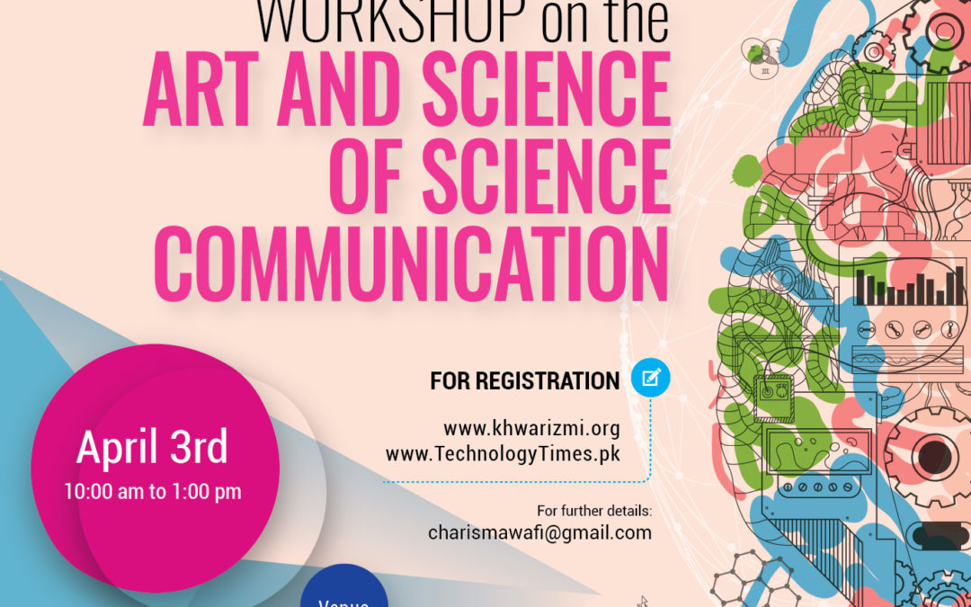 The Art and Science of Science Communication